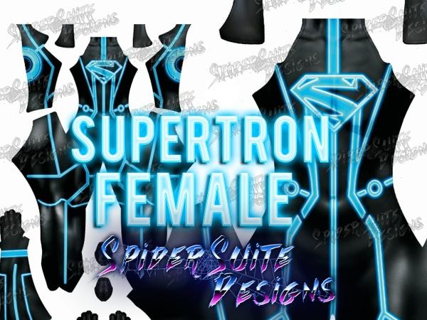 SuperTron Female 2017 Pattern
