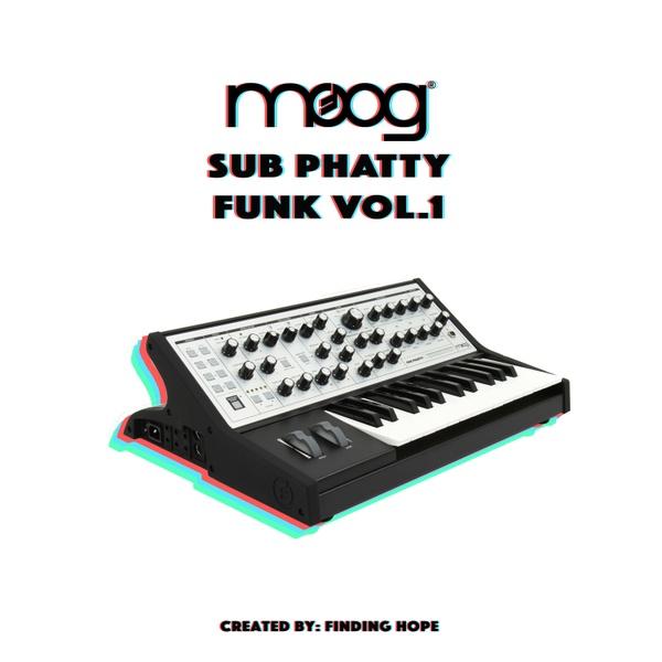 Moog Sub Phatty Funk Pack (vol. 1)