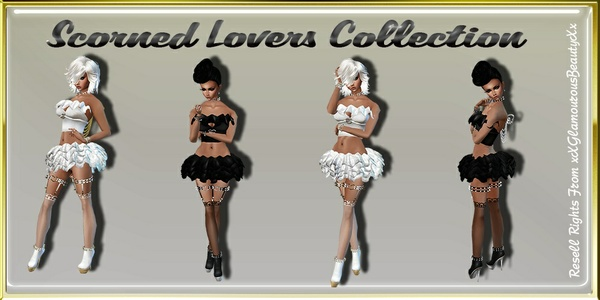 Scorned Lovers Collection Catty Only!!!