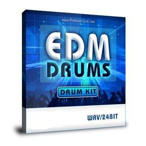 EDM Drums Midi Loops Wav Sounds Samples