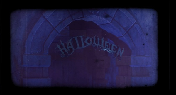 Halloween pf + clips and cines