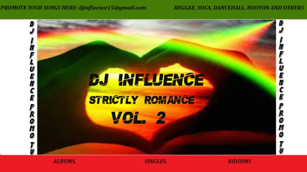 DjInfluence Strictly Romance Lovers Rock Mix Vol. 2