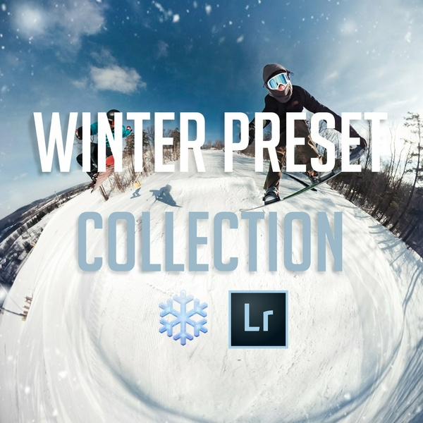 The Winter Preset Collection