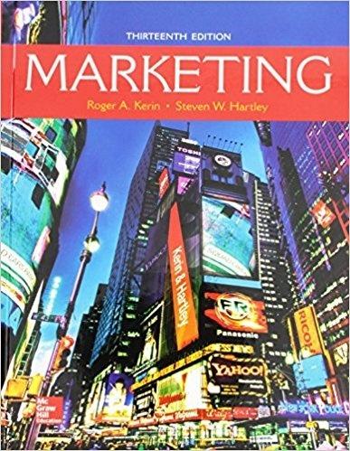 Marketing - Standalone book 13th Edition ( PDF )