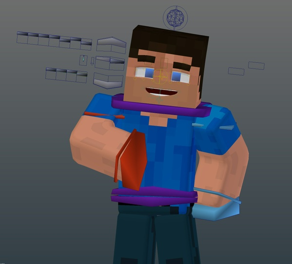 (Blender) LimetteDesigns Rig V4