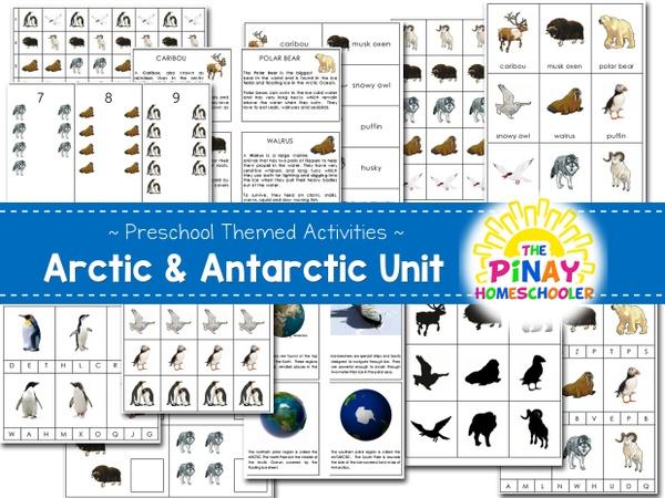 Arctic and Antarctic Unit