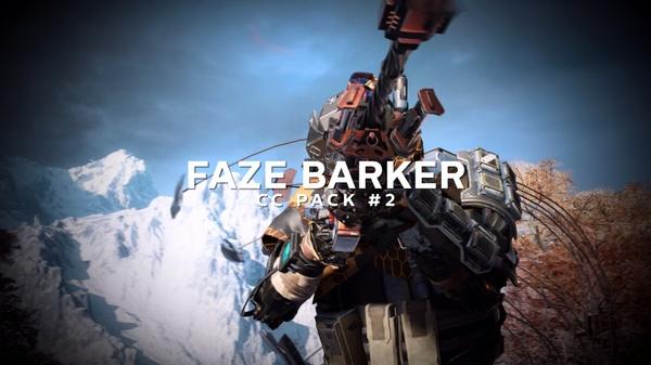 FaZe Barker CC Pack #2