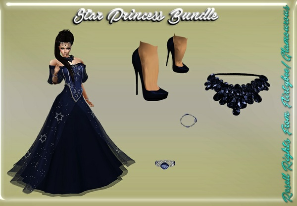Star Princess Bundle Catty Only!!!