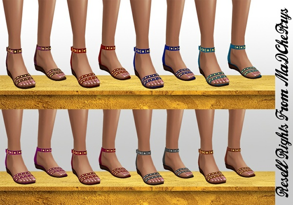 25 Sandals Catty Only!!!!