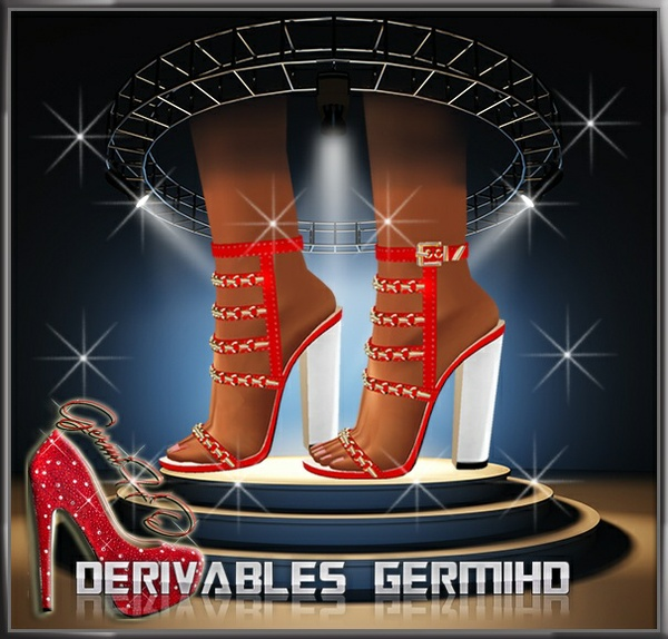 heels sireni TEXTURE FREE