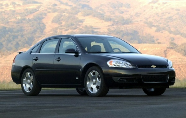 2006-2010 Chevrolet Impala OEM Service Repair Manual
