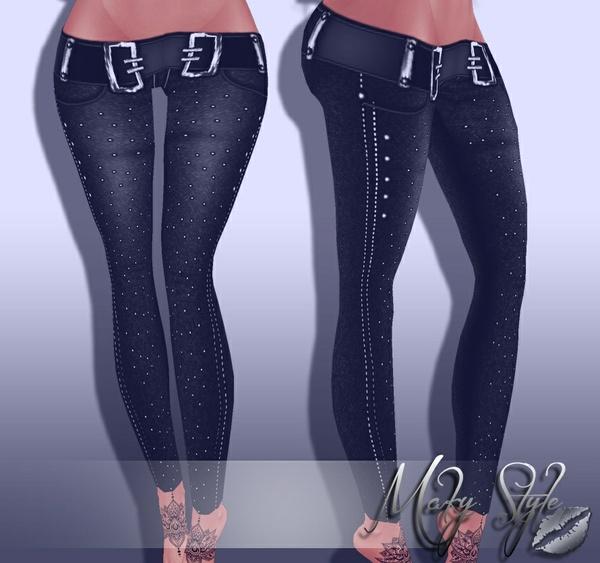 ~ Black Jeans ~