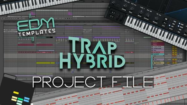 Ableton Live Trap Hybrid 03.03
