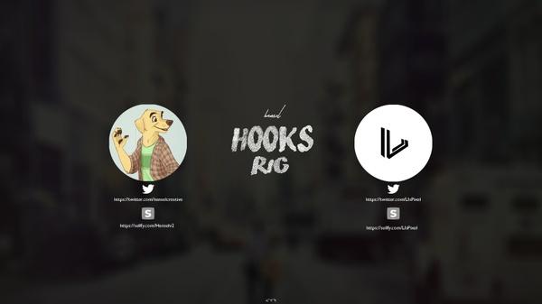 Hansel's Hooks Rig » Rig Model