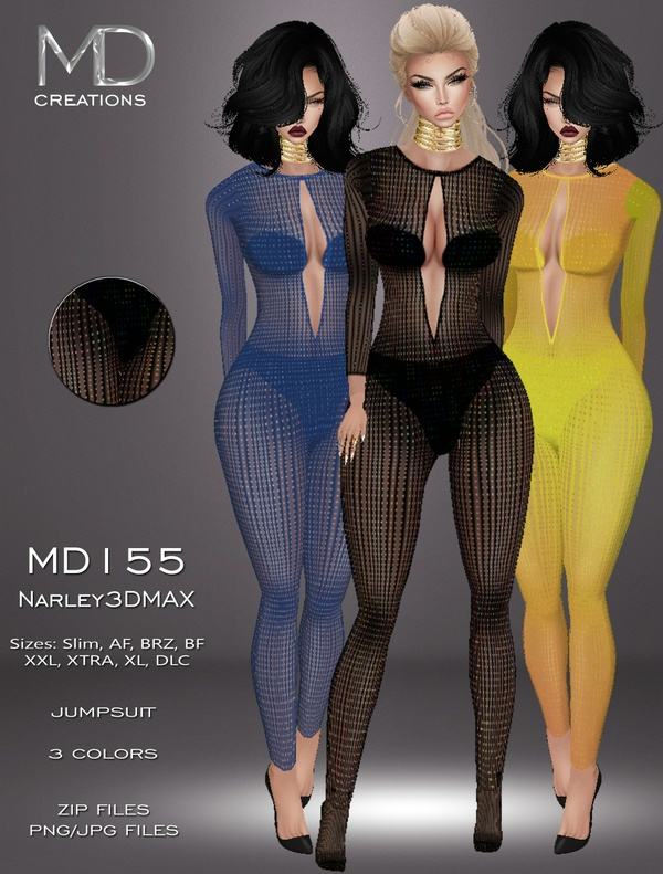 MD155 - Narley3DMAX