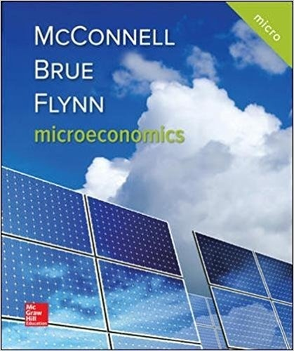 Microeconomics 21th edition by McConnell, Brue and Flynn ( PDF , Instant download )