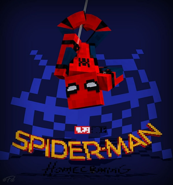 MC Spiderman Rig V2.0 (#FD)