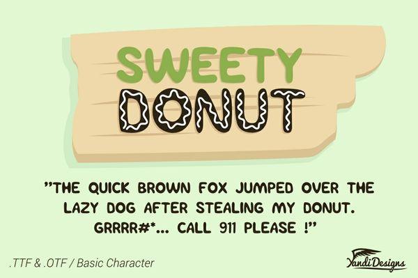Sweety Donut - PWYW