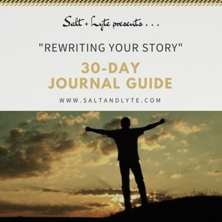 "30 Day ""Rewriting Your Story"" Journal Guide"
