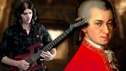 Mozart - The Marriage of Figaro - Dan Mumm - Song, Tab, Backing Track - Classical Metal