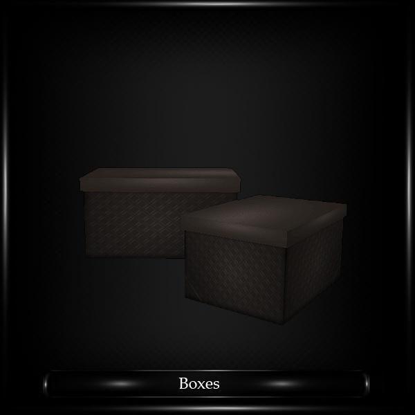 Boxes Mesh 1