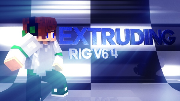 Timy's Minecraft Rig v6.4