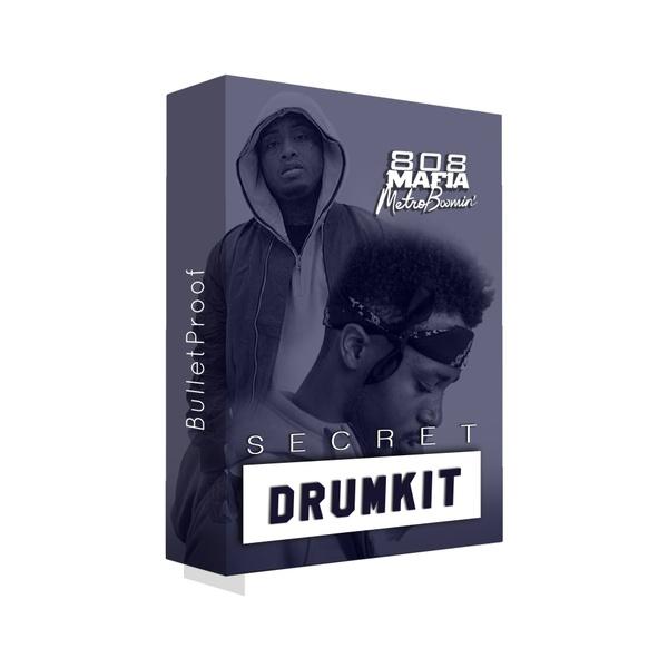 808 Mafia x Metro Boomin Secret Drumkit