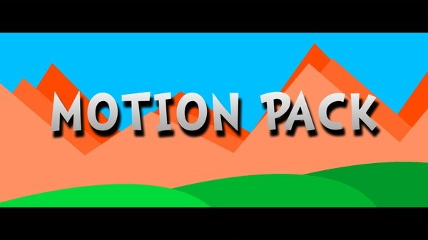 Motion Pack Barber | Next pack incoming