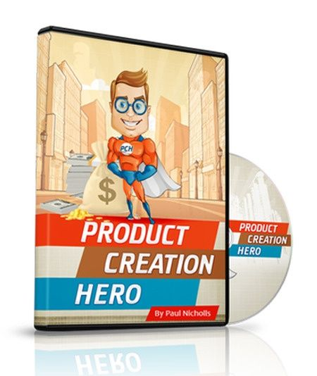 Product Creation Hero Video Series