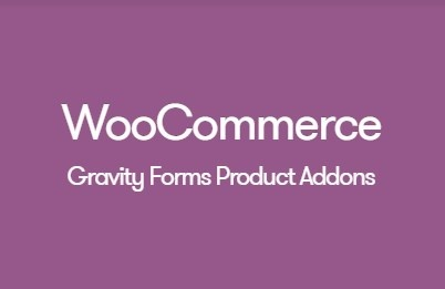 WooCommerce Gravity Forms Product Add-ons 3.2.5 Extension