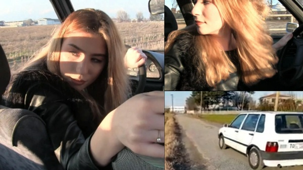 362 : Drive reverse on a bumpy road - Starring Miss Ale