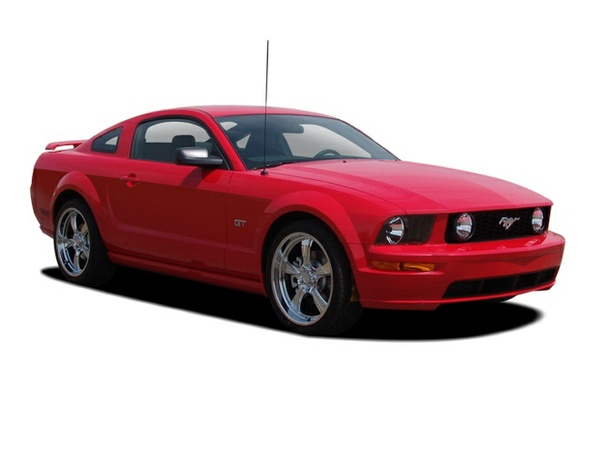 2007 Ford Mustang Service Repair Manual PDF