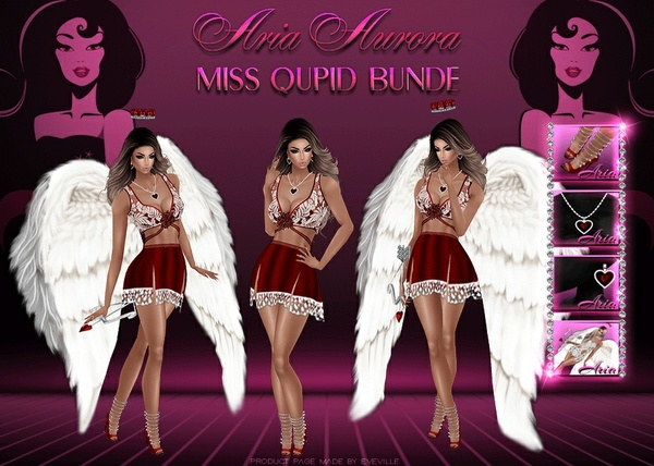 Miss Qupid Bundle NO Resell!!