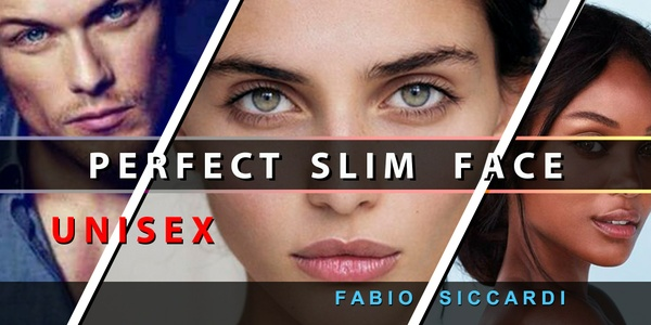★ATTRACTIVE SLIMMER FACE★ Face and Neck (UNISEX)  (With Ultrasonic Option)