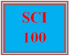 SCI 100 Week 4 Disease Brochure