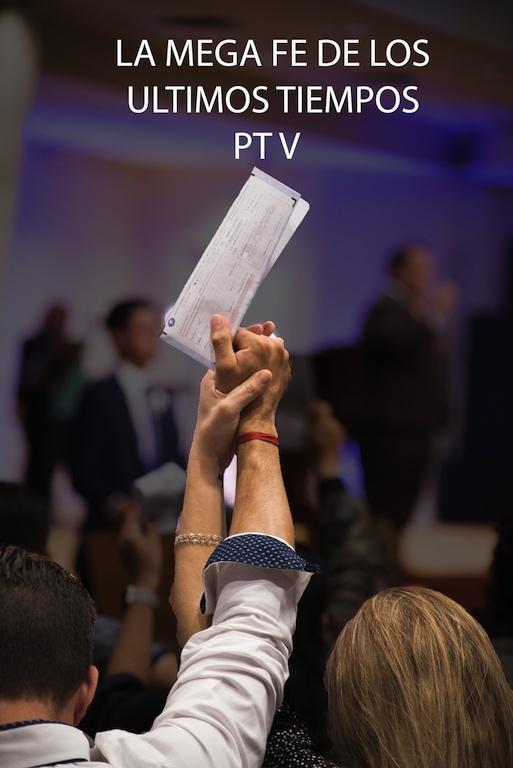 Pastor Tommy Acosta-Mega Fe PT 4