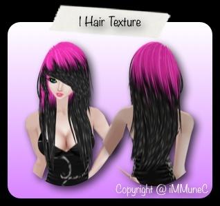 1 Hair Texture (Tutorial Hair 5)