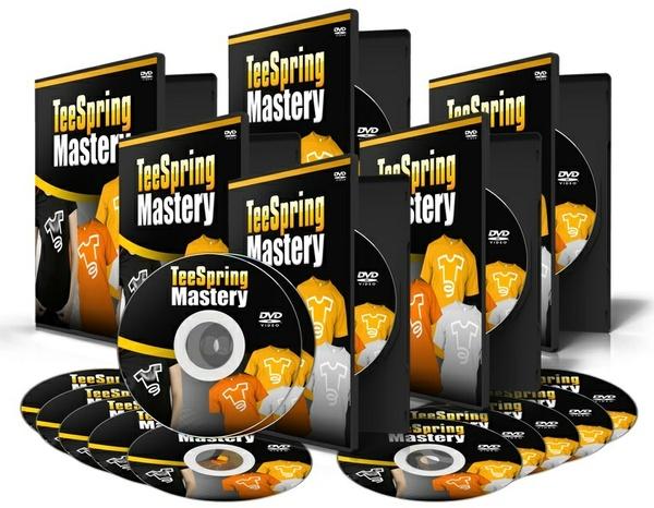 TeeSpring Mastery - Video Series