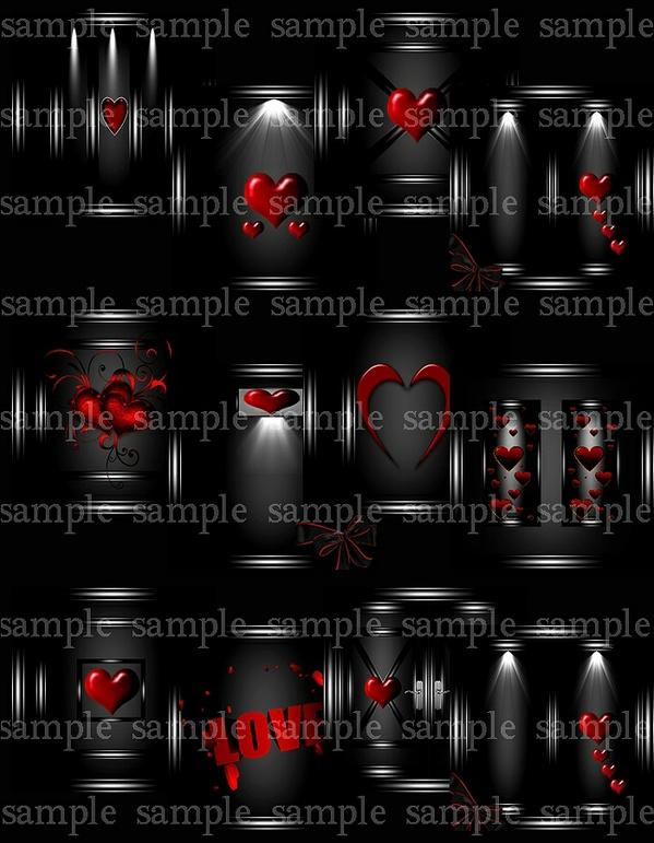 Love Club Hearts Mega Bundle