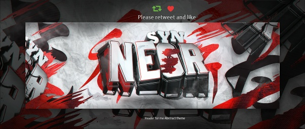 Header for Neor | Psd Template