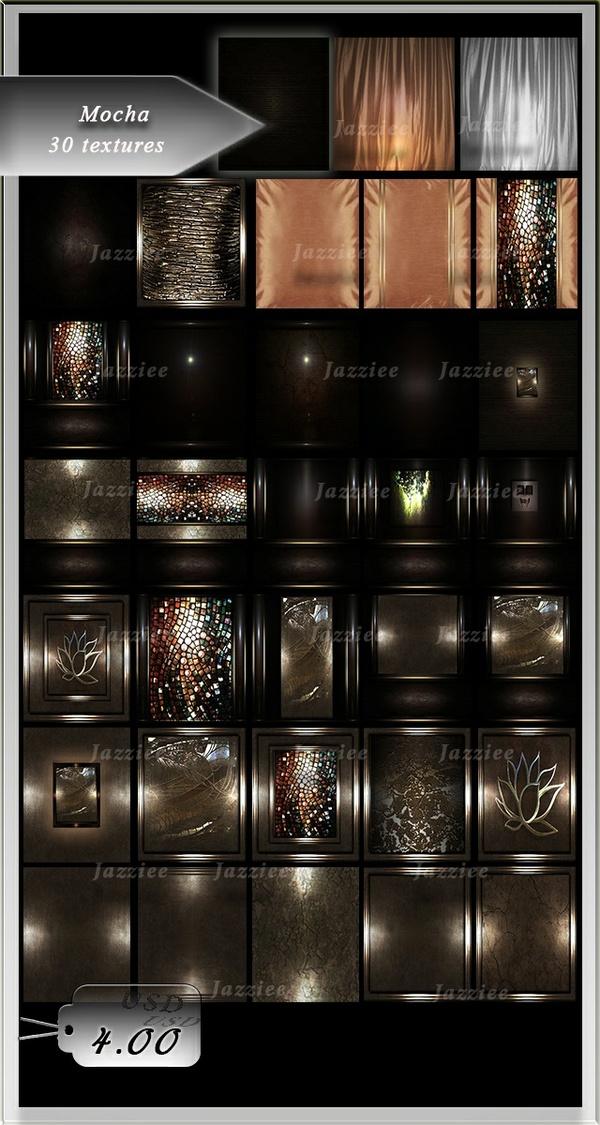 Mocha-30 Textures