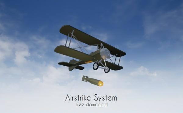 Airstrike System