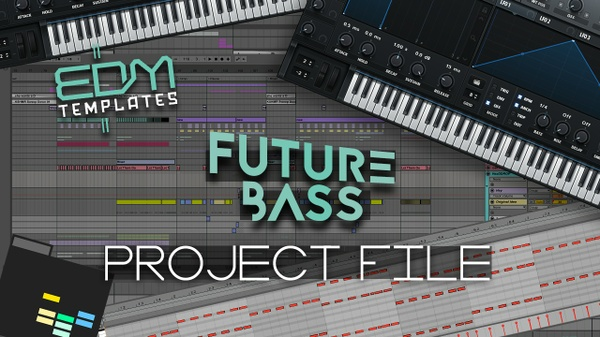 Ableton Live Future Bass Template 16.10