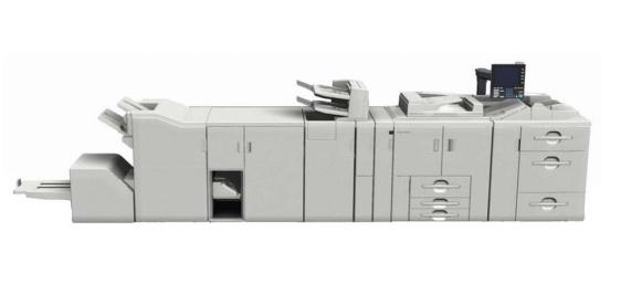 RICOH Pro 907EX, Pro 1107EX, Pro 1357EX Service Repair Manual + Parts Catalog