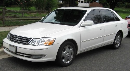 TOYOTA AVALON SERVICE REPAIR MANUAL 2000-2004 DOWNLOAD