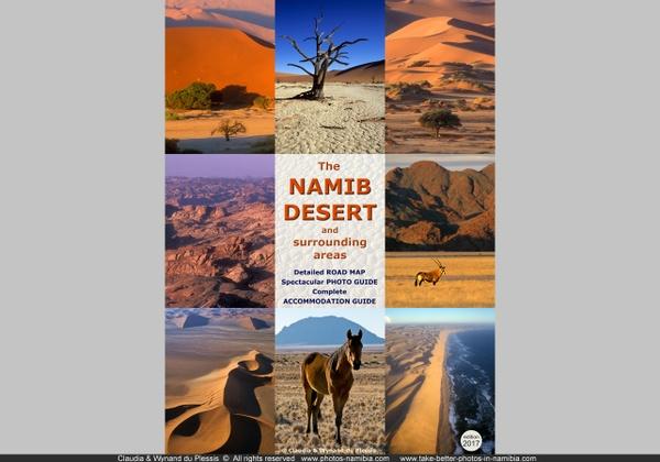 The Namib Desert & surrounding areas in Namibia