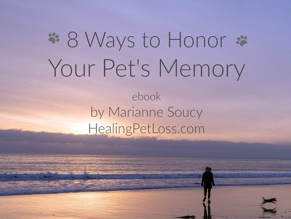 8 Ways To Honor Your Pet's Memory