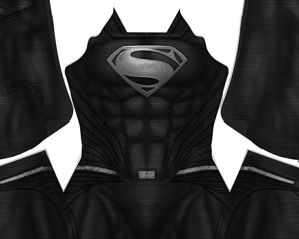 SUPERMAN - JUSTICE LEAGUE pattern file