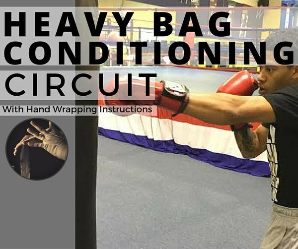 MB HEAVY BAG CONDITIONING SKILLS TRAINING