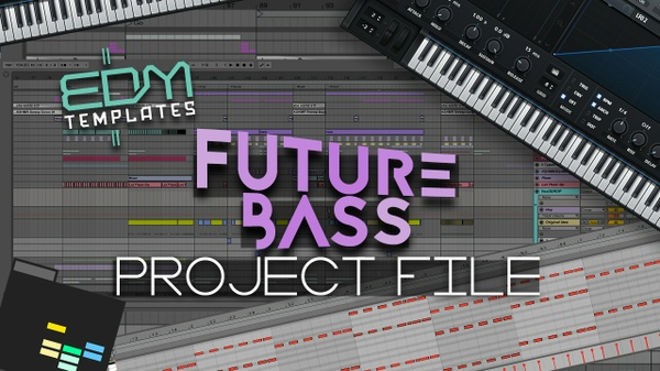 Ableton Live Future Bass Template 22.03